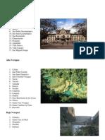 Departamentos y Sus Municipios e Imagenes
