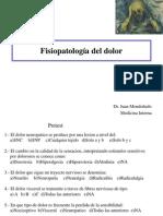 Clase 2.4 Fisiopatologia Dolor