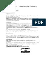 AIDC Asistente Integr