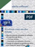 El Producto Software