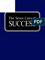 Seven Laws of Success by Herbert W Armstrong