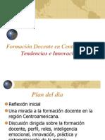 Centroamerica y Practica Docente