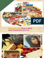 Presentación de la Alimentacion Silvia y Mª Jose