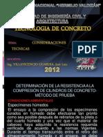 Clase 04 Consideraciones Tecnicas de Tecnologia de Concreto