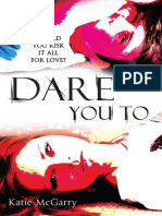 Dare You To by Katie McGarry - Chapter Sampler