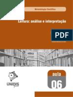 Apostila_Leitura e interpretação