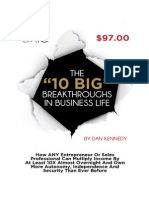 10 Big Business Breakthroughs Action Guide