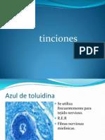 Presentación1 tinciones