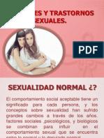 Variantes y Trastornos Sexuales