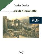 Deslys Le Blesse de Gravelotte