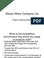 Nissan Motor Company Ltd