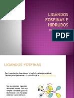 Ligandos Fosfinas e Hidruros