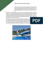 Descripcion Aviones Boeing