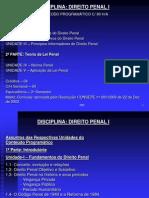Direito Penal I - e-mail.ppt