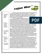 Trojan War Story
