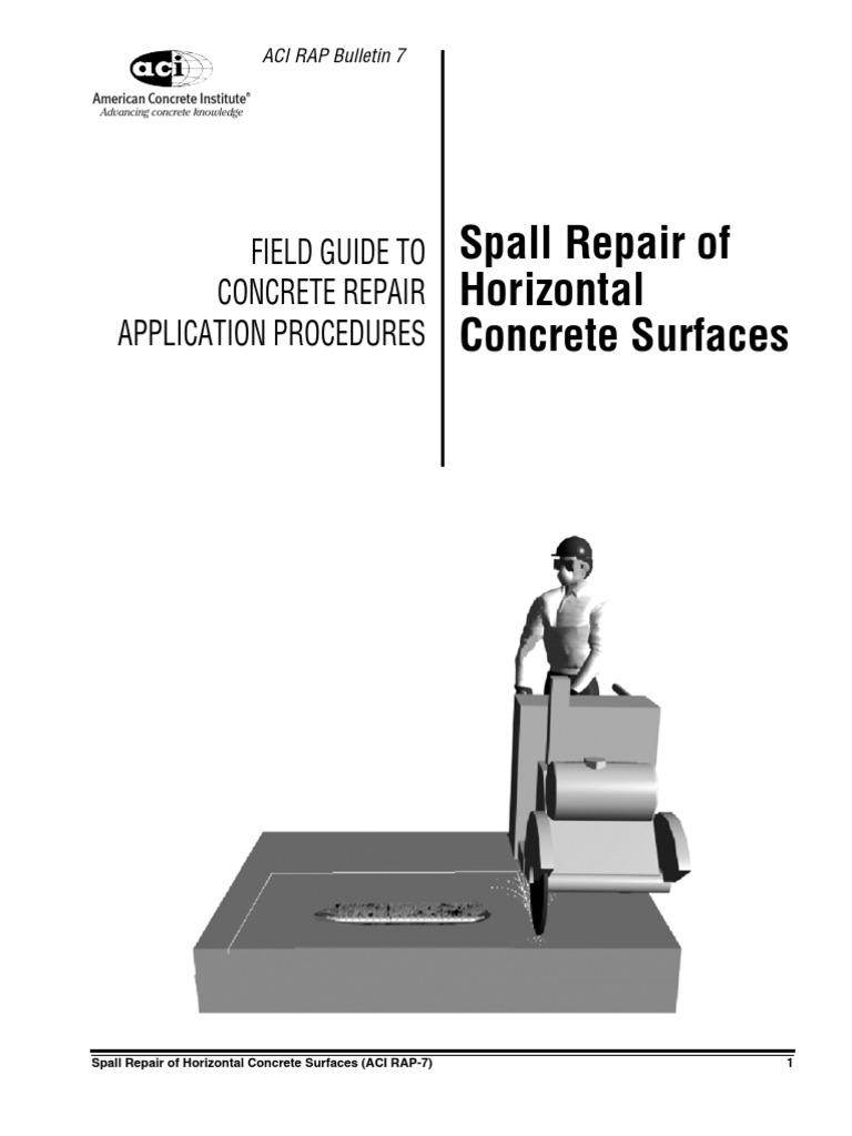 118469037 concrete repair concrete corrosion rh es scribd com