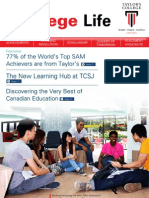 College Life e-news (Issue 1
