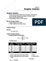 Materi 6. Angka Indeks