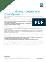 Transcript Geothermal Id