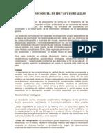 Manual de Poscosecha de Frutas y Hortalizas