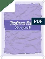 Ringkasan Materi UN Geografi SMA