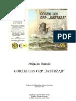 Gorzki los ORP Jastrząb (Żółty Tygrys)