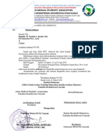 Surat Audiensi Rektor Unnes