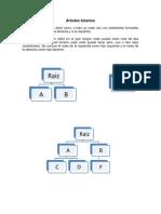 Trabajo de Algoritmo 3 (Arboles Binarios)