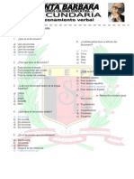 Preguntas Para Examen Semanal 1 r.V.