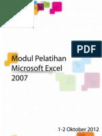 Modul MS Excel