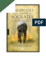 Asesinato en el jardín de Sócrates - Sascha Berst.pdf