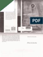 (Álbum de familia) -Rosario Castellanos