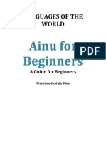 Ainu for Beginners