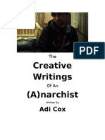 The Creative Writings of an (A)archist by Adi Cox