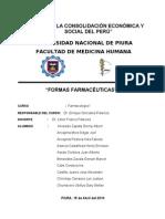 Formas Farmaceuticas -Todo