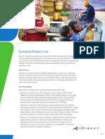 iDirect Evoluton Product Line Overview