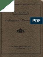 Canan, CC - Collection of Penmanship