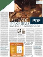 Così il lavoro diventò merce ed il mercato Dio, di KARL POLANYI - La Repubblica 11.04.2013
