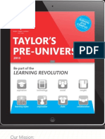Prospectus 2013 (TCSJ)