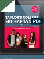 TCSH Prospectus 2013
