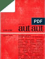 Il problema del comunismo in Panzieri, di Pier Aldo Rovatti