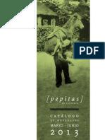 Pepitas de Calabaza Catalogo Novedades Mar Jun 2013