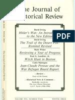 TheJournalOfHistoricalReviewVolume10 Number 4 1990