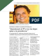 P2 Entrevista David Devesa