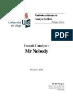 Mr Nobody (Jaco Van Dormael)