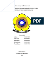 kedudukan perempuan dalam pembagian waris dalam sistem patrilineal suku Batak .PDF