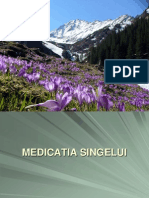 Medicatia sangelui