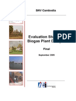 18_ Evaluation Study on Plant Design Study 2005