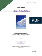 Gang of Four Design Patterns 4.0.pdf