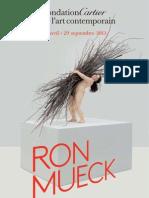 Ron Mueck à la Fondation Cartier - dossier de presse.pdf